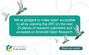 Impact by design: Planning your research    | Emerald Open